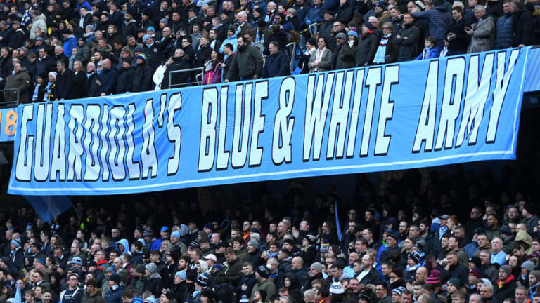 Report Claims Man City & Other Premier League Clubs Have Released Bogus Attendance Numbers