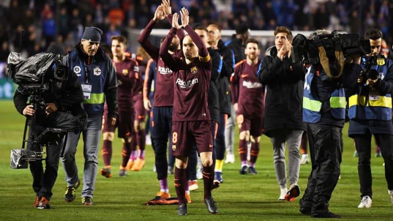 BARÇA CAMPEÓN DE LIGA | El 1x1 de los jugadores blaugranas en la victoria en Riazor