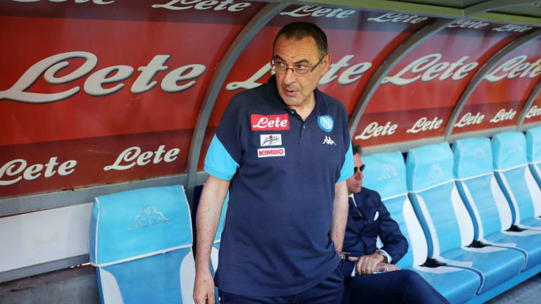 Maurizio Sarri Edges Closer to Chelsea Move as Representatives Fly in for Talks