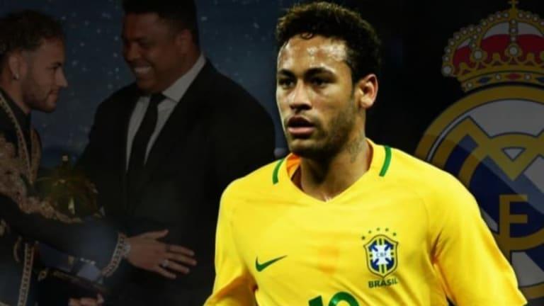 La respuesta de Ronaldo sobre si cree que Neymar llegará al Real Madrid