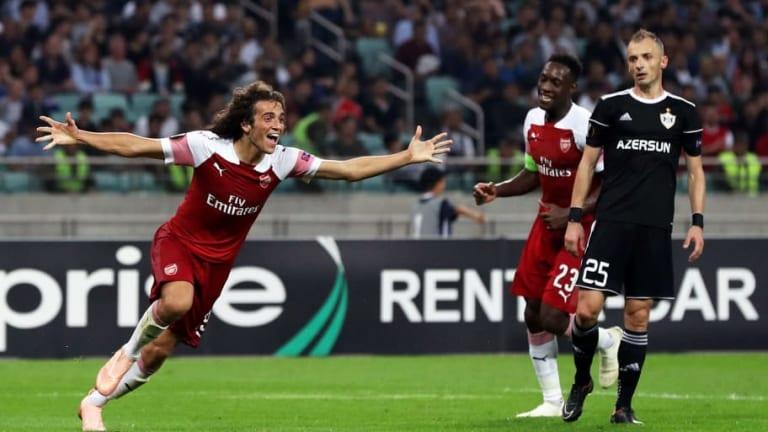 FK Qarabag 0-3 Arsenal: Report, Ratings & Reaction as Gunners' Youngsters Shine in Azerbaijan