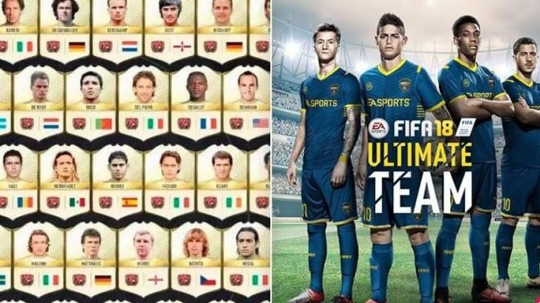 FIFA 18 | Los dos packs más increíbles que se han abierto en Ultimate Team