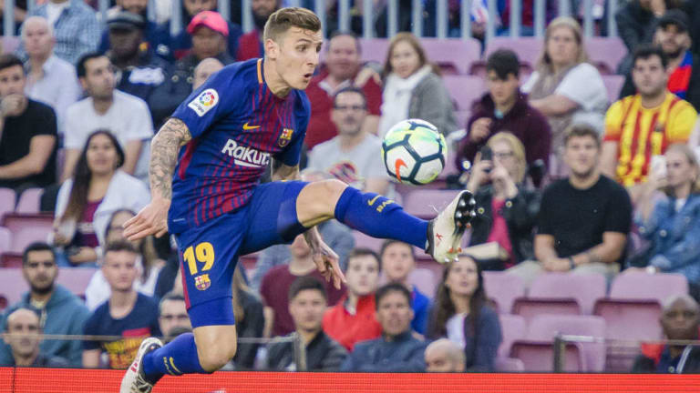 Why Signing Lucas Digne From Barcelona Is a Statement of Intent From Everton