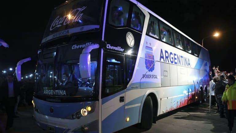 """AUTOBOMBO   """"Espero ser parte del próximo ciclo de la Selección Argentina"""""""