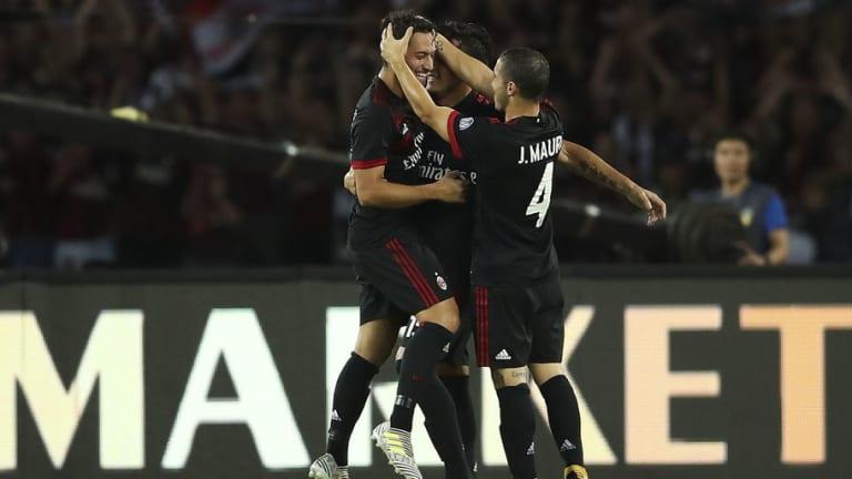 Boca está muy cerca de contratar a un defensor del Milan