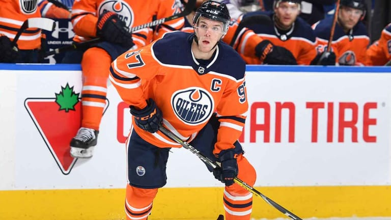 Connor McDavid Wants to Score More in Fourth Season With Oilers