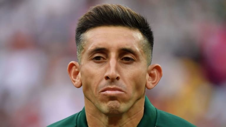 FICHAJES | El equipo de la Serie A que sueña con Héctor Herrera