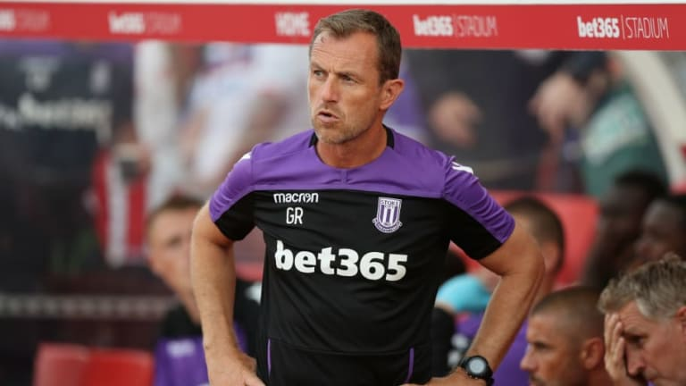 New Stoke City Manager Reveals 'Five or Six' Players Will Likely Leave the Club This Summer