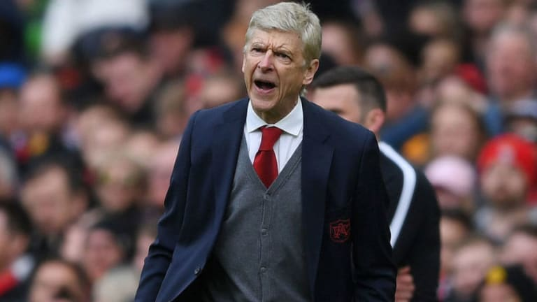 Arsene Wenger Believes Arsenal Successor Will Be Encouraged By Bright Young Stars in Man Utd Defeat