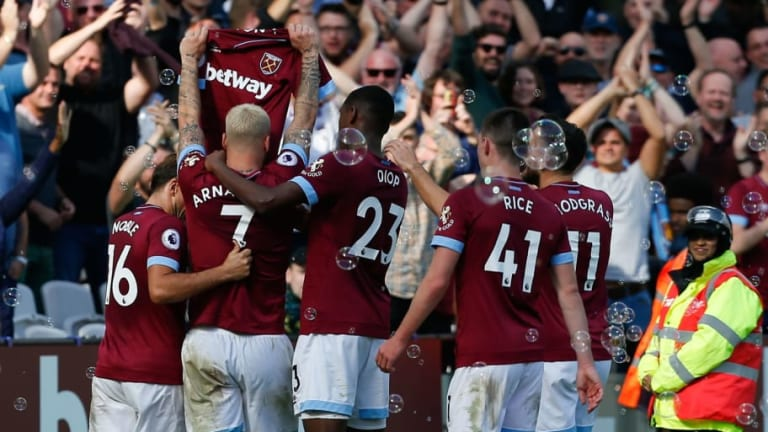 West Ham Star Admits He Is Playing Through the Pain Barrier With Knee Injury