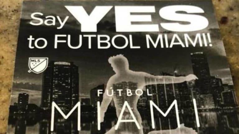 LO ÚLTIMO: Comienzan campaña para la votación de la construcción del estadio del Inter Miami