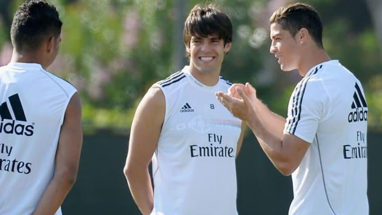Kaka revela el gesto de Cristiano Ronaldo con los trabajadores del club durante una pretemporada