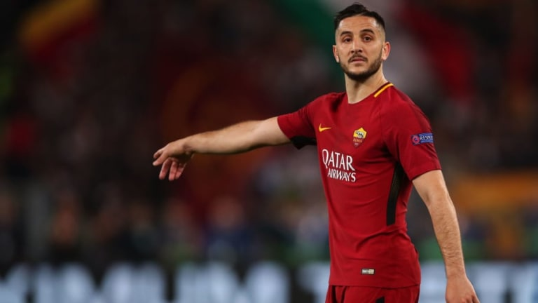 Kostas Manolas Admits Interest in Joining Man Utd & Barça Amid Rumours of Roma Exit