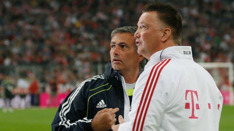 Louis van Gaal Refuses to Blame Jose Mourinho for Man Utd Sack But Criticises Ed Woodward