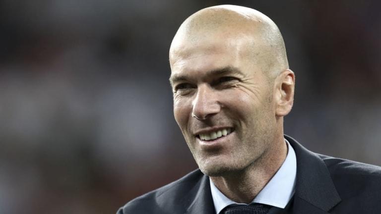 Zidane elige entre su gol en la Novena, la chilena de Ronaldo a la Juve y la de Bale al Liverpool