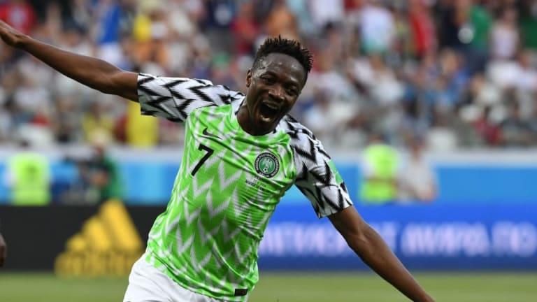 HOY AMIGO, MAÑANA NO | La advertencia del goleador nigeriano para Argentina