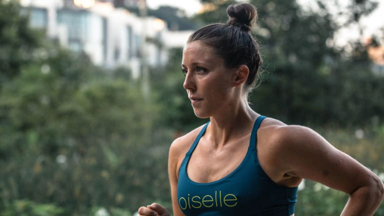 Why Allie Kieffer, New York City Marathon Elites Are Talking About Body Image