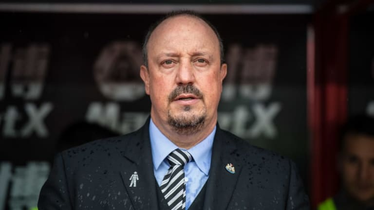 Newcastle Set for Summit Which Could Decide Rafa Benitez's Future at the Club