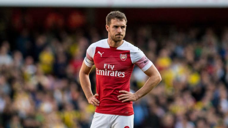 Arsenal Look to Man Utd Creator as Potential Replacement for Aaron Ramsey