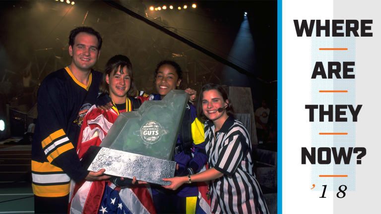 Bungee Days: An Oral History of Nickelodeon's Guts