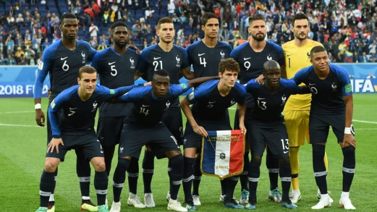 Tottenham Line Up French World Cup Star as Potential Replacement for Toby Alderweireld