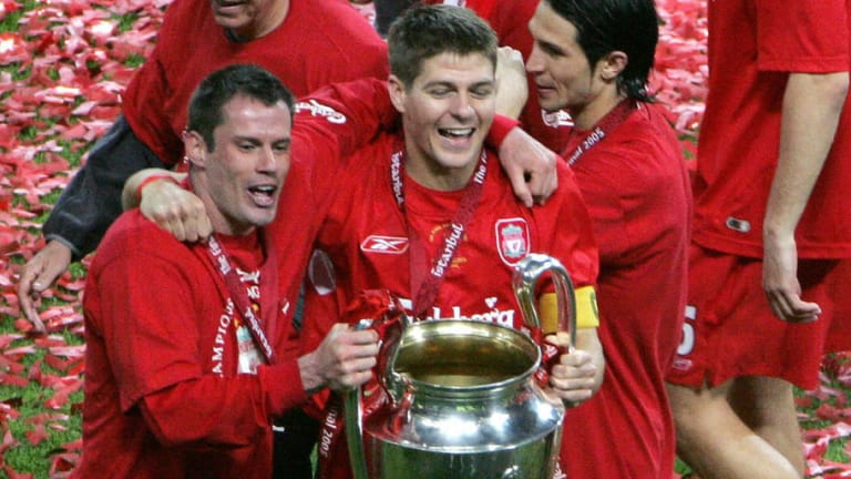 Jamie Carragher Claims Current Liverpool Team Are Better Than 2005's Champions League Winners