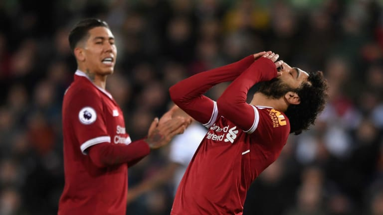Liverpool Fans Slam Mohamed Salah on Twitter Following West Brom Shock FA Cup Exit