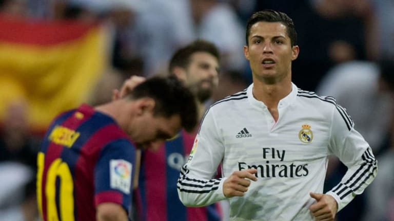 Evidence of Cristiano Ronaldo & Lionel Messi Ballon d'Or Snub Grows After Video Release
