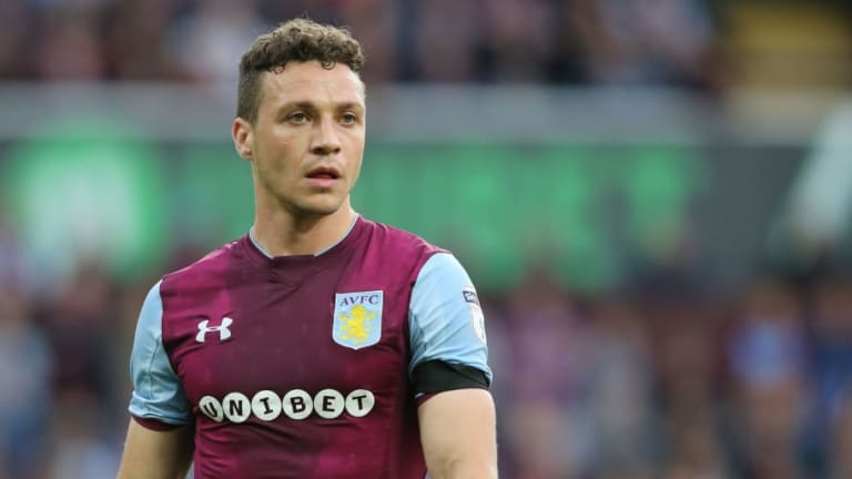 Aston Villa Poised to Lose Defender James Chester Despite Rejecting Initial Bid From Stoke