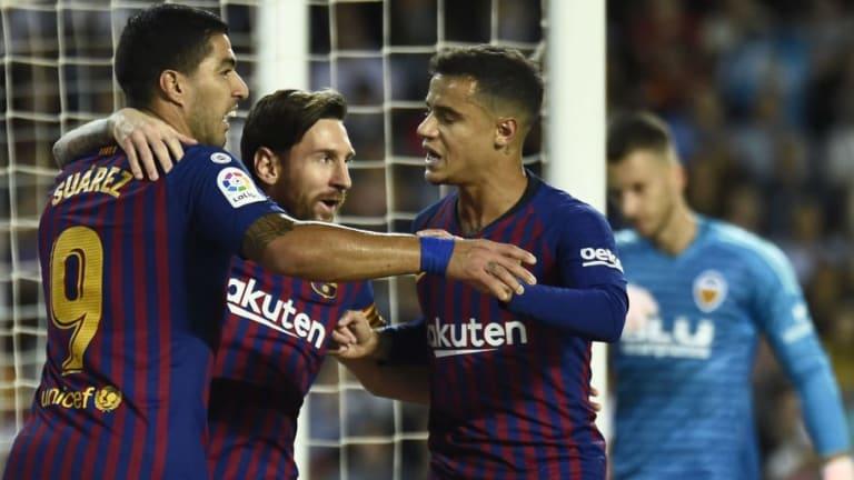 MERCADO | Barcelona sigue a una de las joyas del fútbol argentino