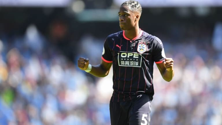 Reports From France Claim Monaco are Willing to Sell Huddersfield Target Terence Kongolo