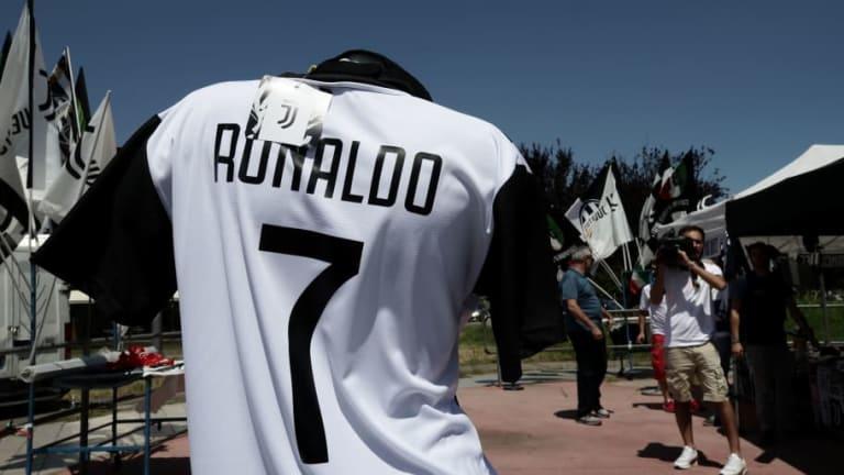 BOMBA   El vídeo de la Juventus que anuncia por error el fichaje de Cristiano Ronaldo