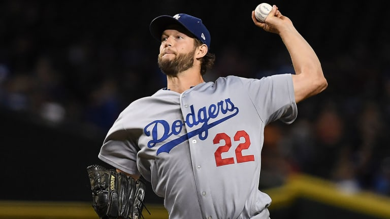 Clayton Kershaw, Dodgers Down D-backs to Maintain NL West Lead