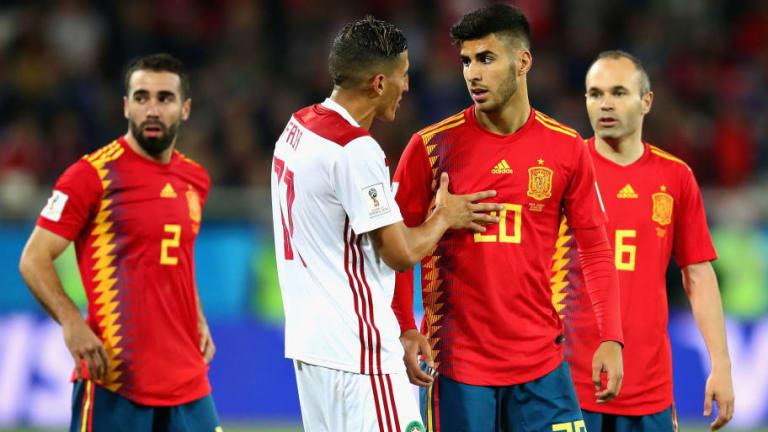 1x1 de España en el sufrido empate ante Marruecos (2-2)