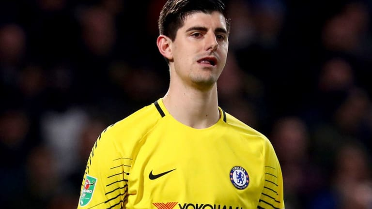 Thibaut Courtois Slams Chelsea Fans for Booing Following Leicester City Stalemate