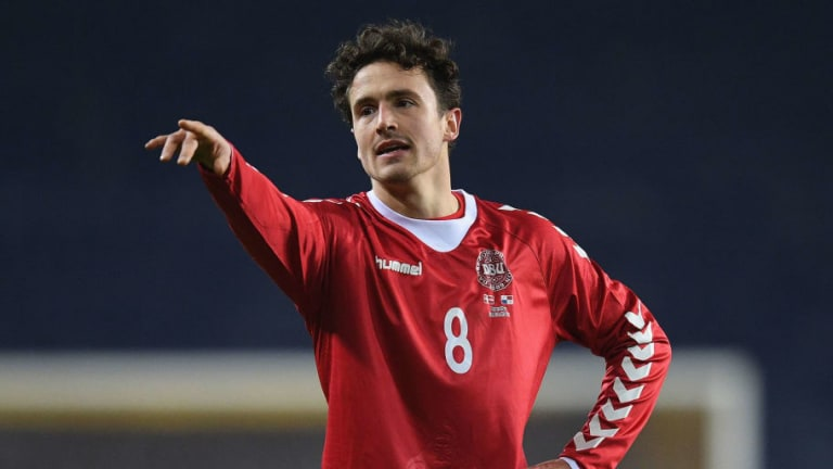 Brighton Among Favourites To Complete Transfer of €25m Rated Danish Midfielder