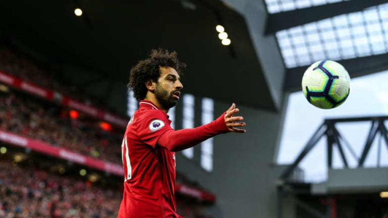 Mohamed Salah Limps Out of Africa Cup of Nations Qualifier After Scoring Direct From a Corner