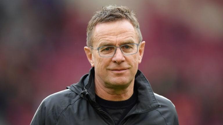 RB Leipzig Sporting Director Ralf Rangnick Dismisses 'Nothing' Rumours Surrounding Arsenal Vacancy