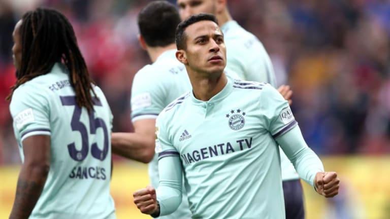Mainz 1-2 Bayern Munich: Report, Ratings & Reaction as Thiago Alcântara Stars in Hard-Fought Win