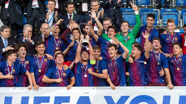 PROMESA | La perla de 17 años del Barcelona a la que ya busca su selección