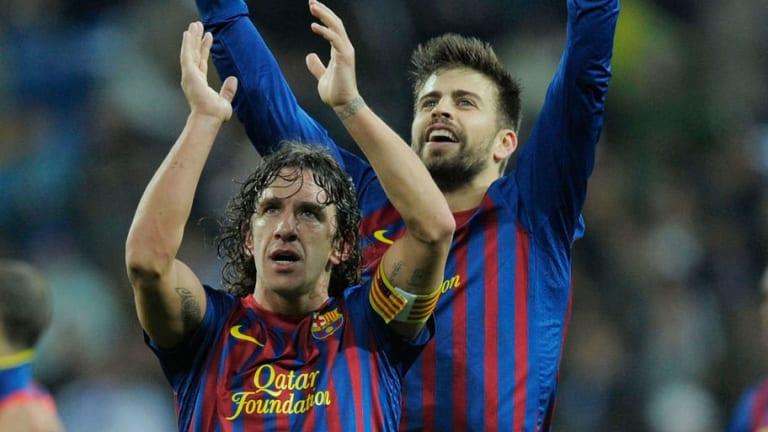 Puyol sale en defensa de Piqué tras sus polémicas declaraciones sobre el Espanyol