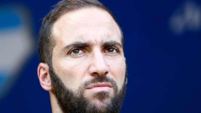 BOMBAZO | El club inglés que está a punto de cerrar a Gonzalo Higuaín