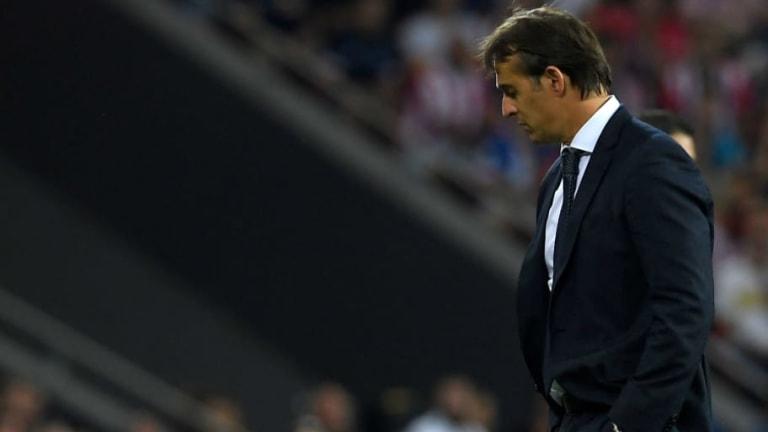 OPINIÓN   El Madrid de Lopetegui tiene que cambiar mucho si quiere ganar títulos