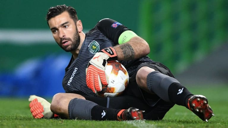 Portuguese Report Claims Rui Patricio Is on the Verge of Joining Napoli With €18m Deal Agreed