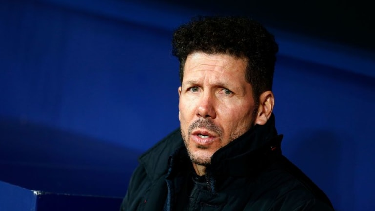 Diego Simeone Determined to 'Compete' to Win Europa League After Sealing Progress to Last 16