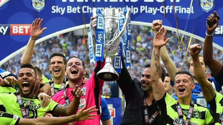 Liverpool Goalkeeper Danny Ward Praises Huddersfield and David Wagner