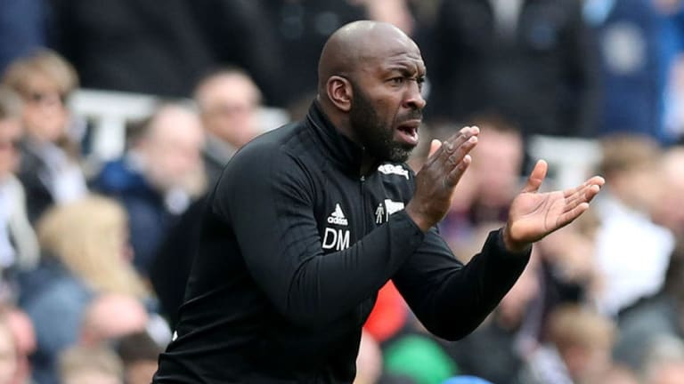 Darren Moore Thanks Travelling West Brom Fans & Suggests Newcastle Were Lucky to Only Concede 1 Goal