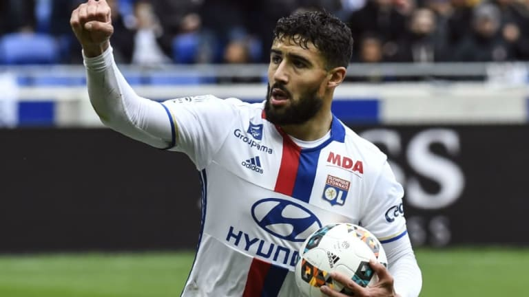 Arsenal Fans Desperate For Club to Sign Lyon Forward Nabil Fekir Amid Recent Speculation
