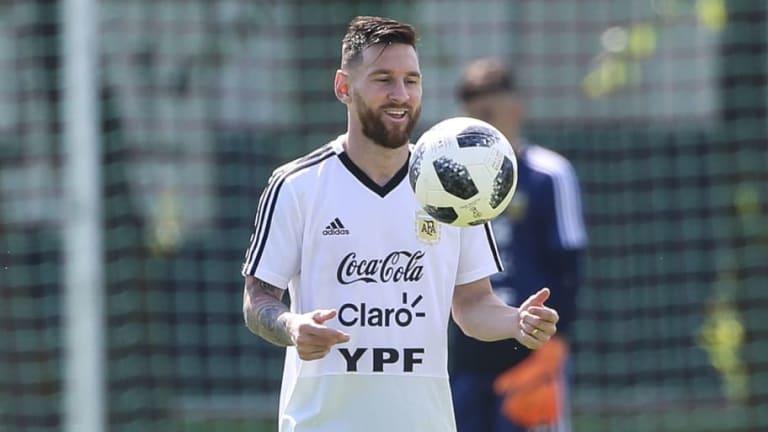 La opinión de la madre de Yerri Mina sobre Messi