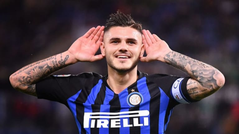 Lazio 0-3 Inter - Reports, Ratings and Reaction as Icardi and Co Continue Impressive Form